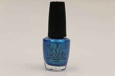 OPI NAIL LACQUER - NLB54 - TEAL THE COWS COME HOME 0.5 oz - BRAND NEW