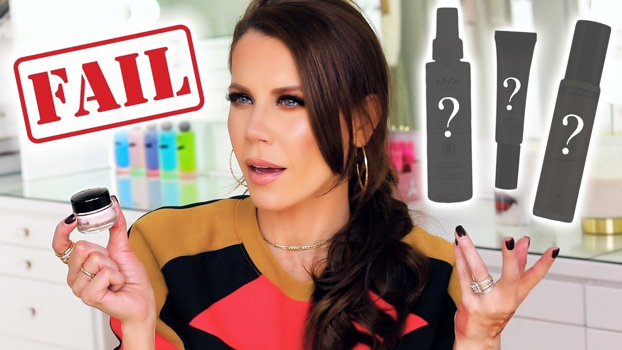 Drugstore Makeup FAILS Save Your Money