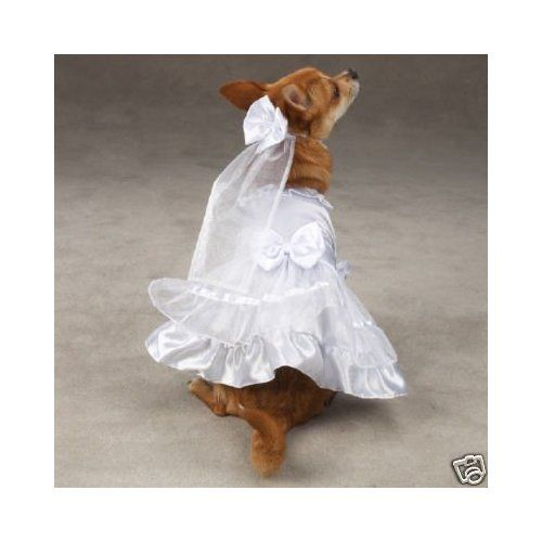 8 XXS East Side Collection Yappily Ever After Grooms Tuxedo for Dogs