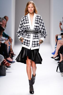 Balmain Spring 2014 Ready-to-Wear Fashion Show: Complete Collection - Style.com