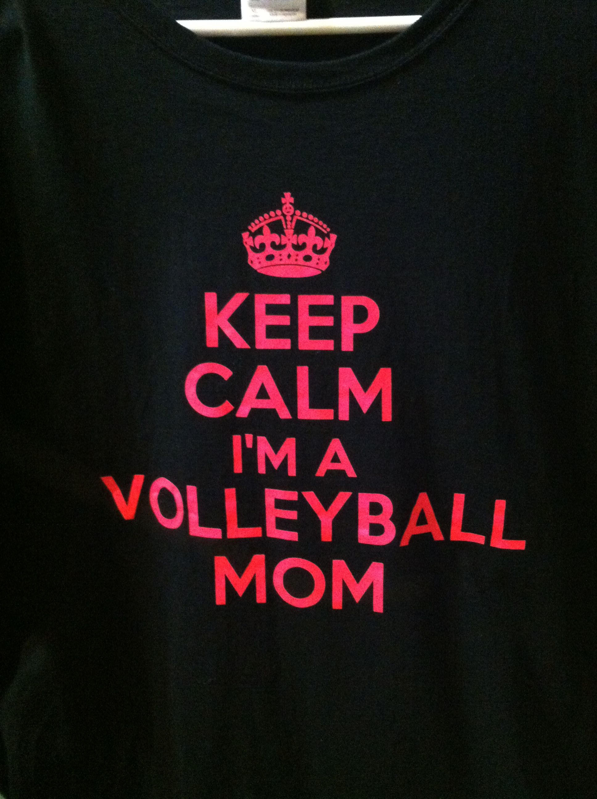 Volleyball mom game shirt volleyball