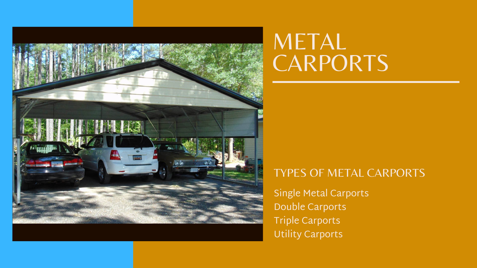 Metal Carports Direct provides a highquality metal