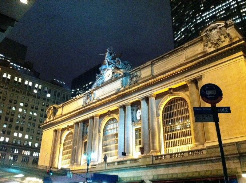 Grand Central Station, NYC.  Such an amazing place of beauty!