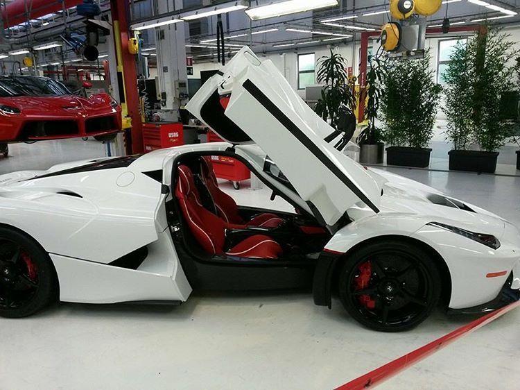 ferrari laferrari white interior. \u201cwhite with red \u0026 black interior\ ferrari laferrari white interior