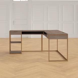 Downing Corner Desk Joss Main L Shaped Desk Home Office Design Desk And Chair Set