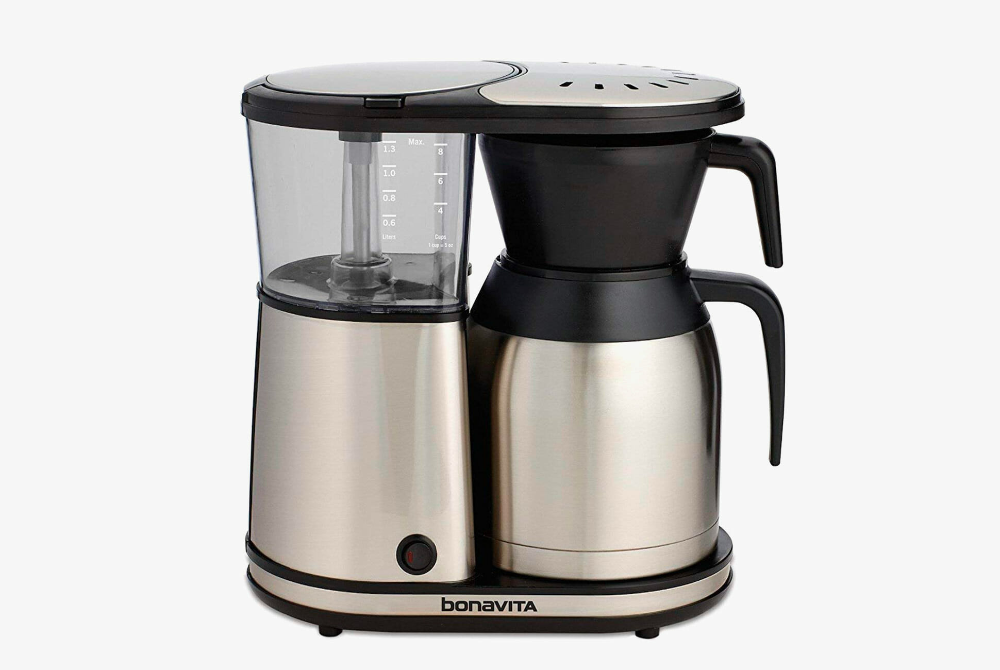 Experts Say This Is One of the World's Best Coffee Makers