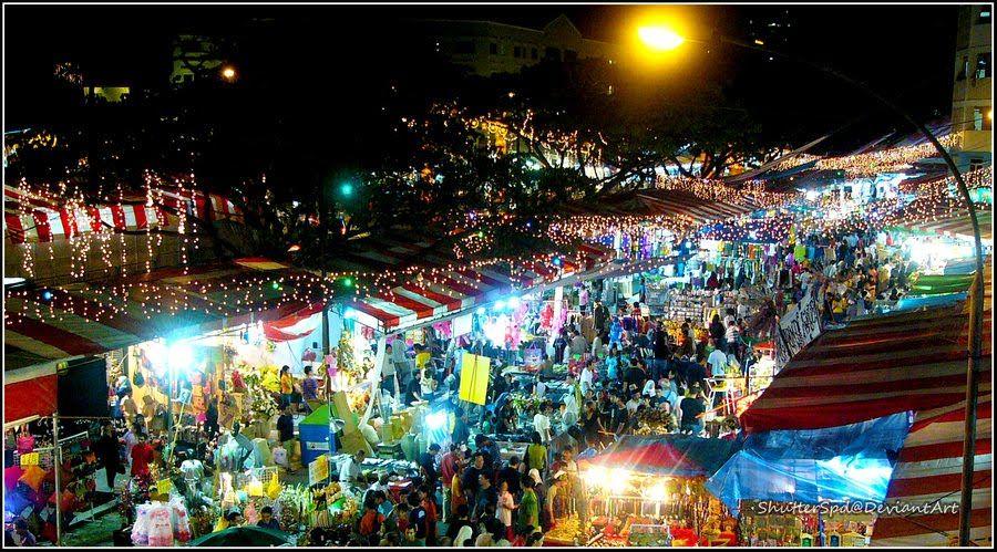 Bazaar Ramadan in Geylang Serai, Singapore