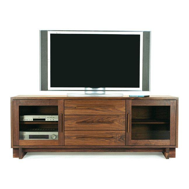 Modern American TV-Media Stand