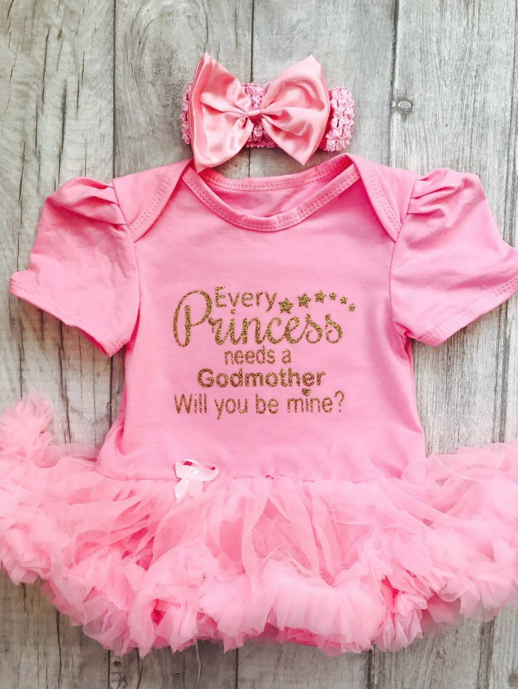 81a4e66bc54 looking for cute ways of asking someone to be a godmother  This tutu romper  is