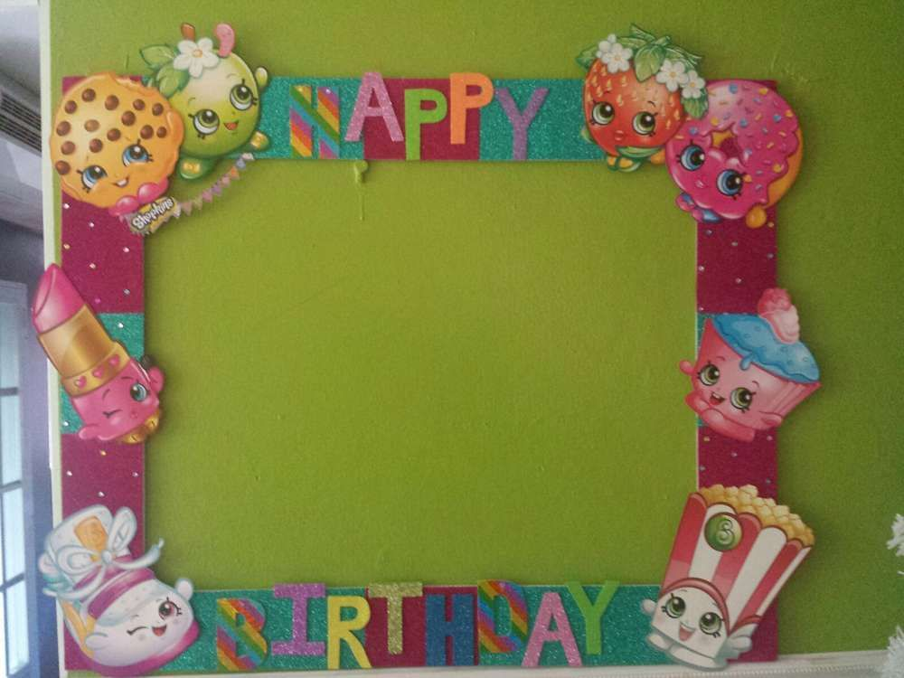 Shopkins Birthday Party Ideas | Pinterest