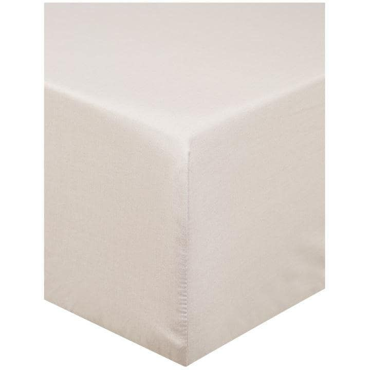 Egyptian 200 Thread Count Fitted Sheet