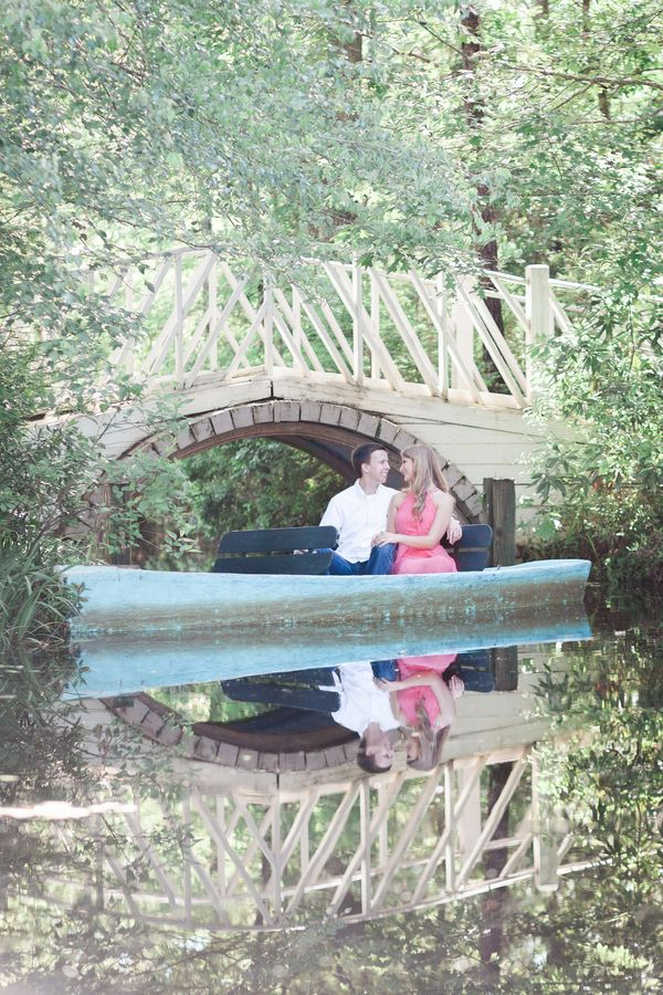 Cypress Gardens Engagement By Judy Nunez Photography