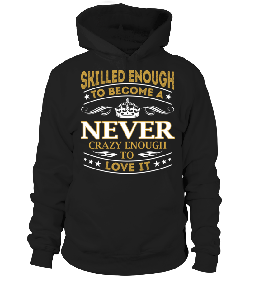 Never - Skilled Enough #Never