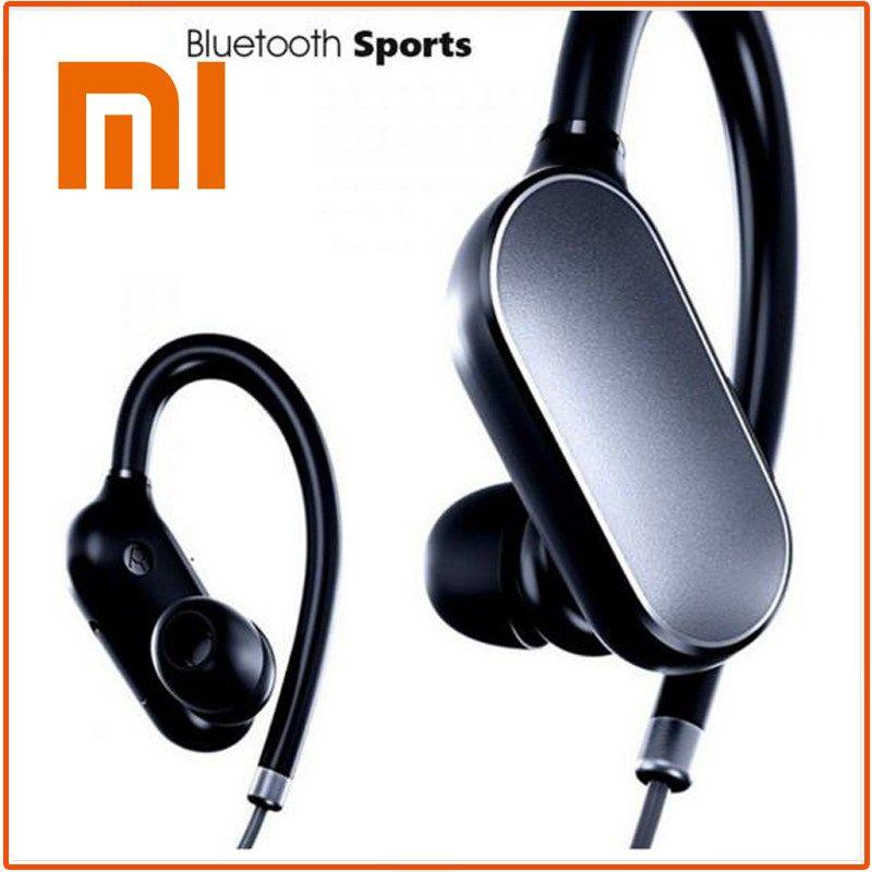 Cheap Original Xiaomi Mi Sports Bluetooth Headset Bluetooth 4 1 Earbuds Ipx4 Waterproof Wireless Earphones For Headset Wireless Sport Earbuds Music Headphones