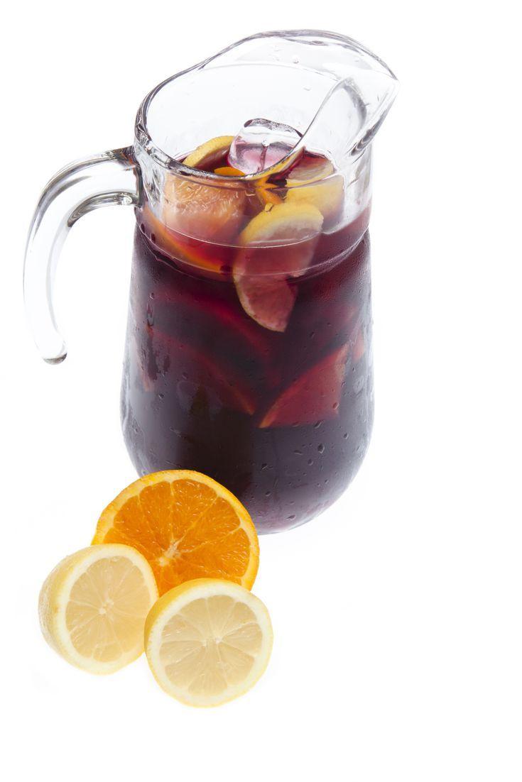 Red Wine Sangria Recipe Sangria recipes, Homemade