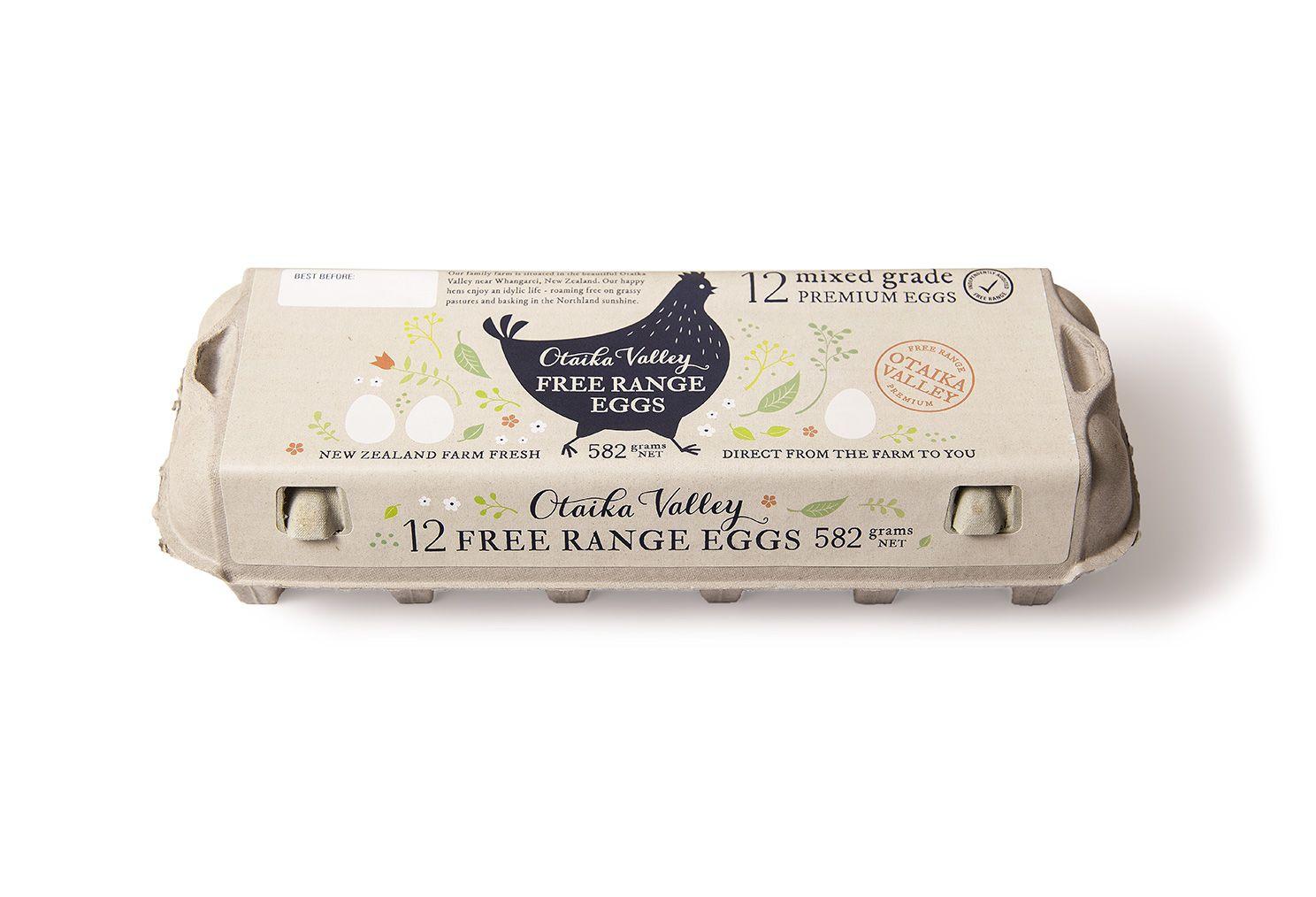 Download Egg Carton Labels Web Design Branding Dessein Egg Packaging Egg Carton Packaging Inspiration