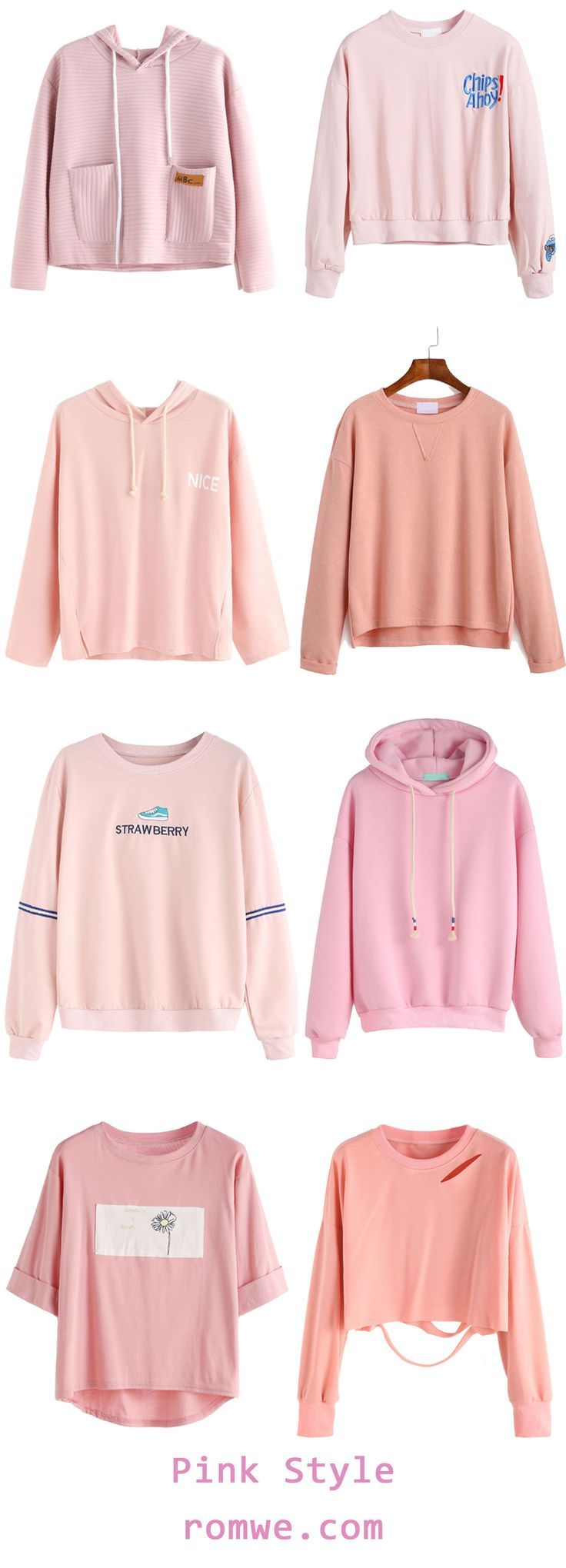 Cute Pink Style