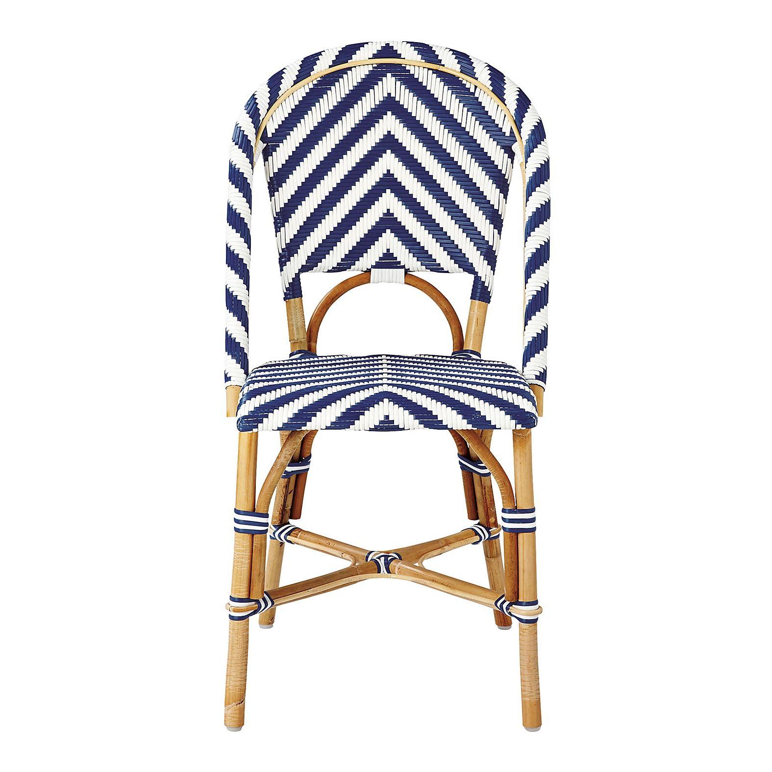 Riviera Side Chair – Navy | Nice things | Pinterest | Océano, Sillas ...