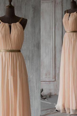 Bridesmaid dress, Wedding dress, Party dress, Formal dress, Prom Dress