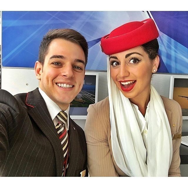 how to become an emirates flight attendant