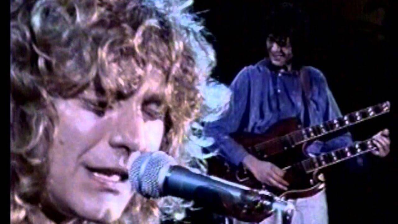 Led Zeppelin: The Rain Song 8/4/1979 HD - YouTube | Music