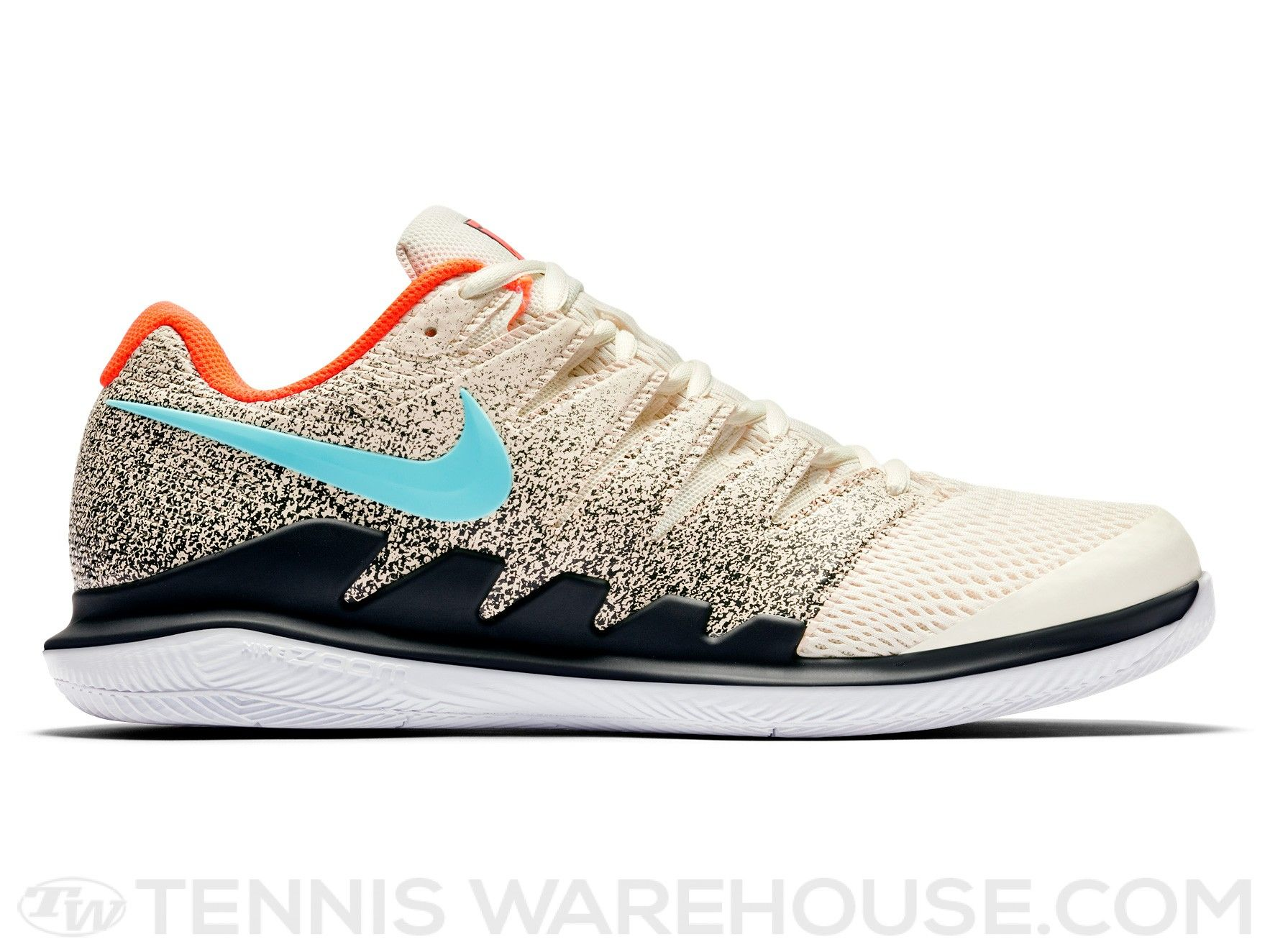 182419f8929e Nike Air Zoom Vapor X Cream Aqua Men s Shoe