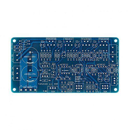 drok tda2030l utc digital audio amplifier 34w 34w dc 12 36v ac 9 rh pinterest com Printed Circuits Assembly Bellevue WA Printed Wiring Assembly Chassis
