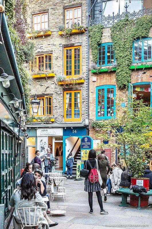 Garden Walk London: Free Tour Of London In Covent Garden - A Self-Guided Walk