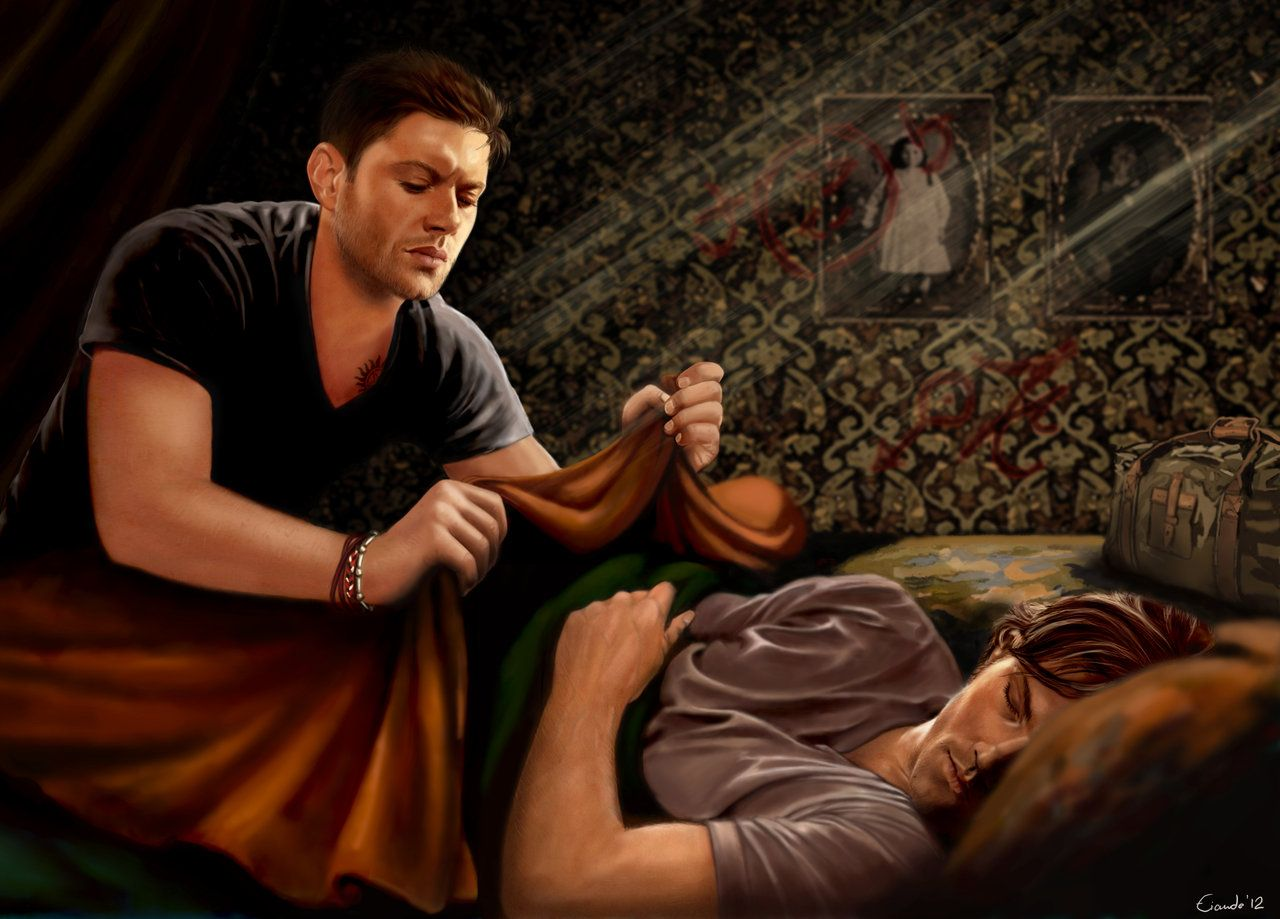 His Brother Was So Cold By Eiande On Deviantart Supernatural Fans Supernatural Dean Supernatural Fan Art