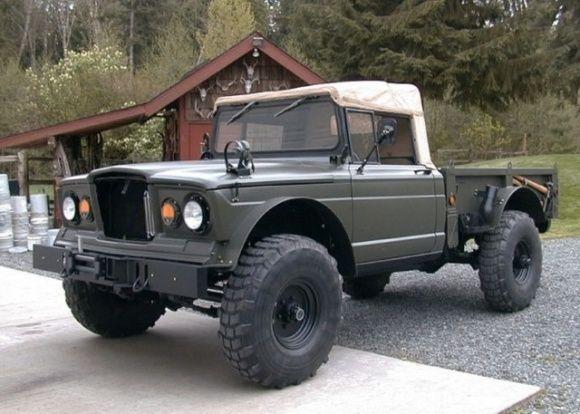 Semper Fidelis 1967 Kaiser M 715 4x4 Military Jeep Jeep Jeep Truck