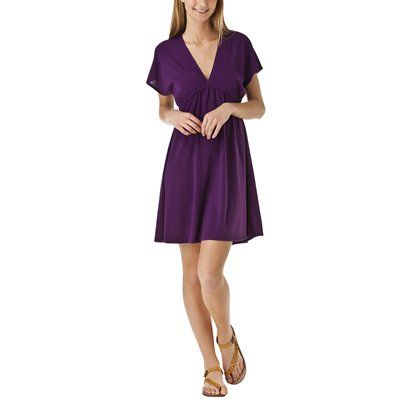 I have this dress in multiple colors.  Love it for everyday.