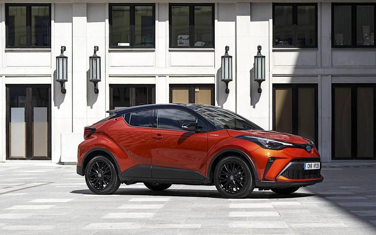 El Renovado Toyota C Hr 2020 Ya Tiene Precios En Espana Toyota Fotos De Coches Sensor De Lluvia