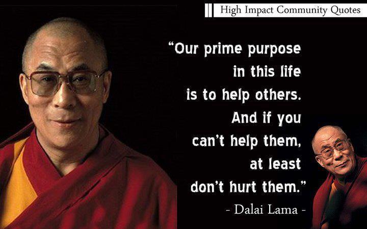 Dalai Lama Mental Health Dhali Lama Quotes Excellence Quotes