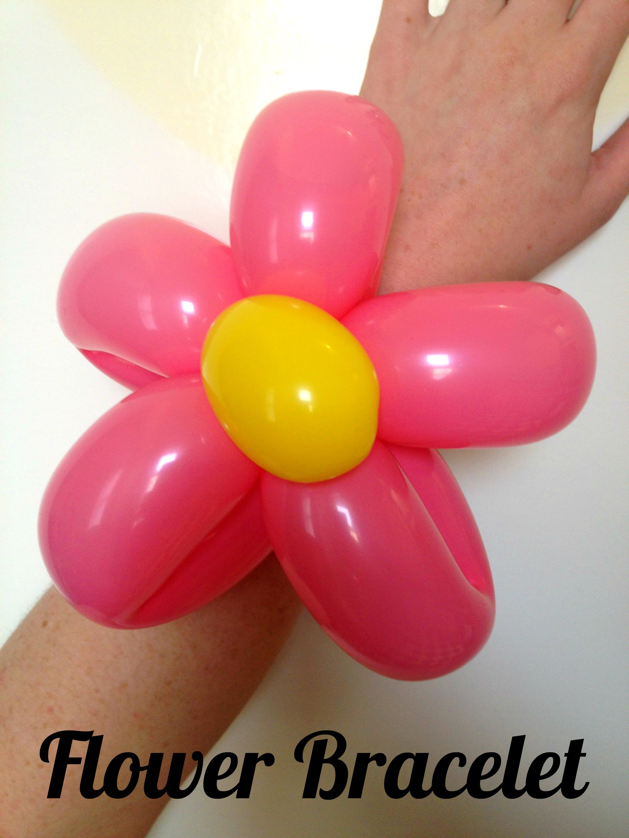 Flower Bracelet Balloon 150 Balloon Bundle Options Pinterest