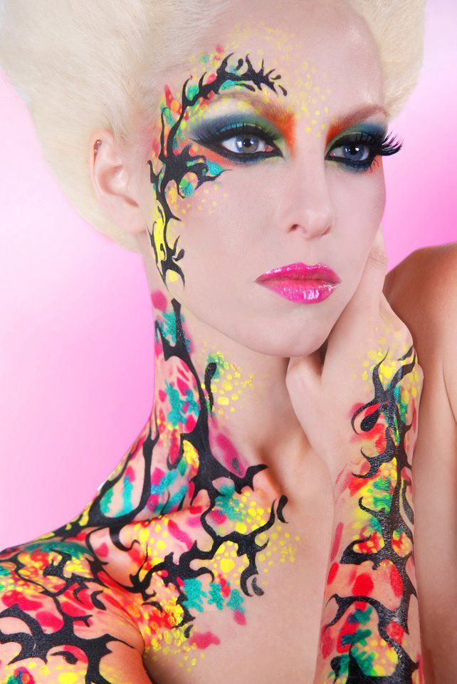 "Pin By đigital ""³arkets Publishing On Body Art Makeup Art Body Painting Body Art"