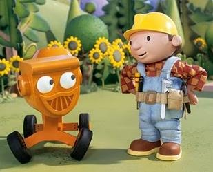 Bob El Constructor Bob The Builder Bob El Constructor Caricaturas Viejas Thomas Y Sus Amigos
