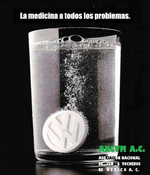 medicina para los volkys