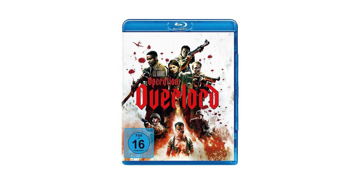 BLU-RAY Operation: Overlord #bluray