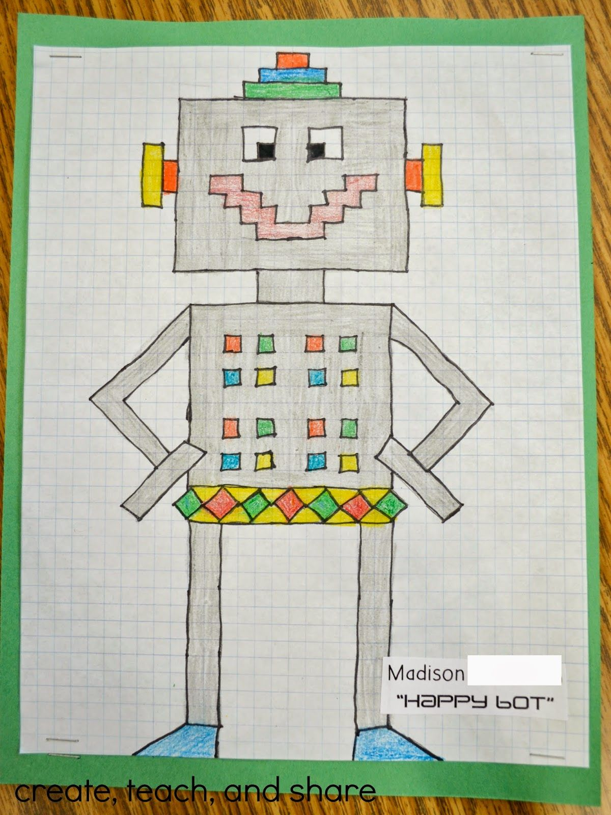 elementary graphing paper - Etame.mibawa.co