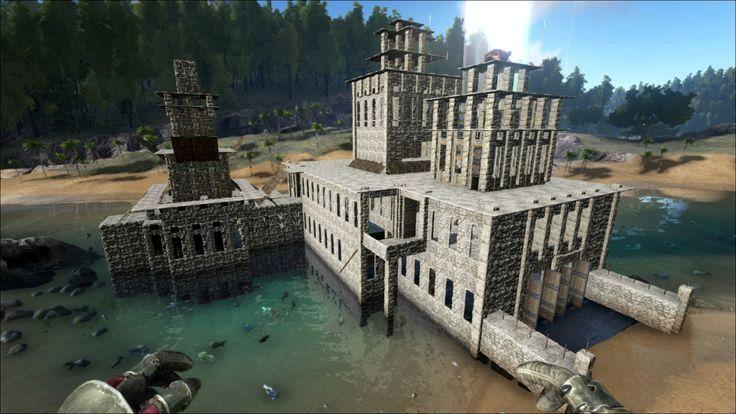 Ark Survival Evolved Base Crafting Ideas. Images.akamai.ste.