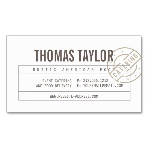 Vintage Rustic Bold Stamped White Brown Ii Business Card Zazzle Com Brown Business Card Modern Business Cards Customizable Business Cards Templates