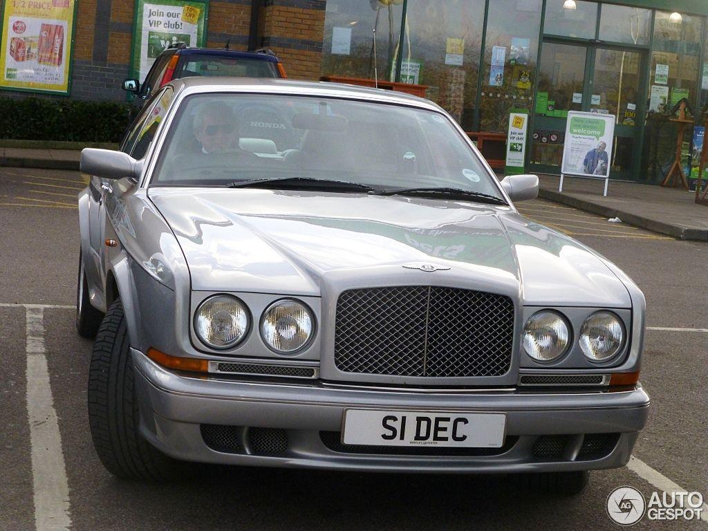 Bentley Continental T Chatsworth Edition
