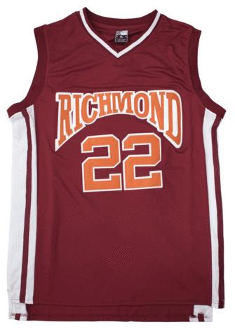 Coach Carter Timo Cruz Richmond Basketball Jersey Coach Carter Carters Jersey