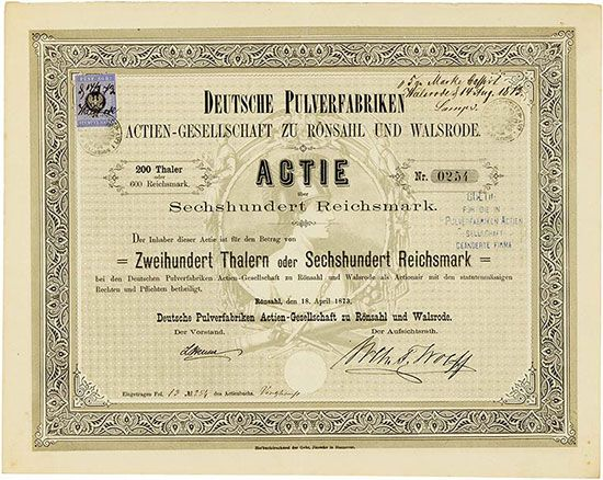 Pin on Scripophily Europa / Nice and Interesting Stocks