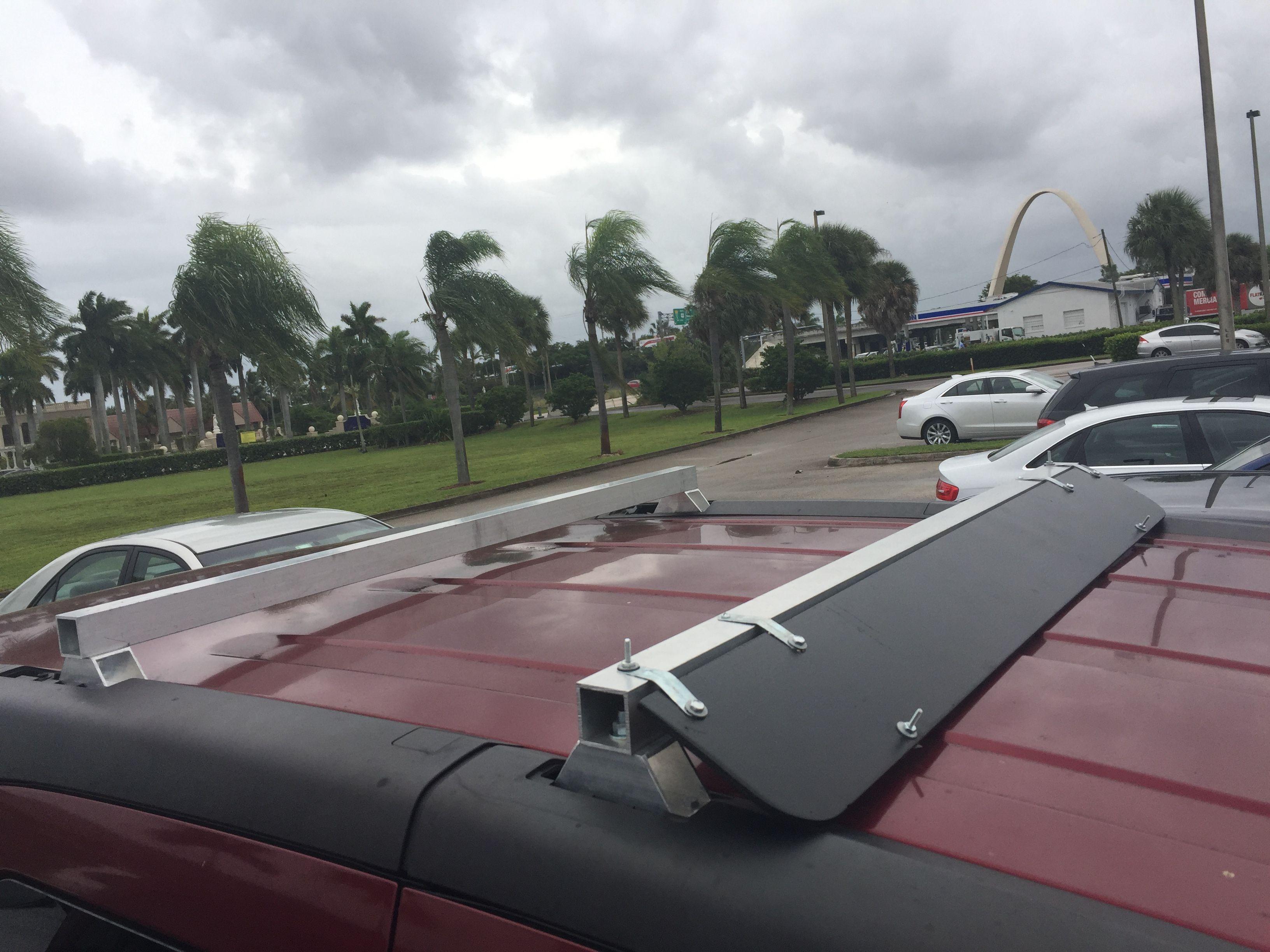 DIY Honda Element Roof Rack | Honda Element Roof Rack ...
