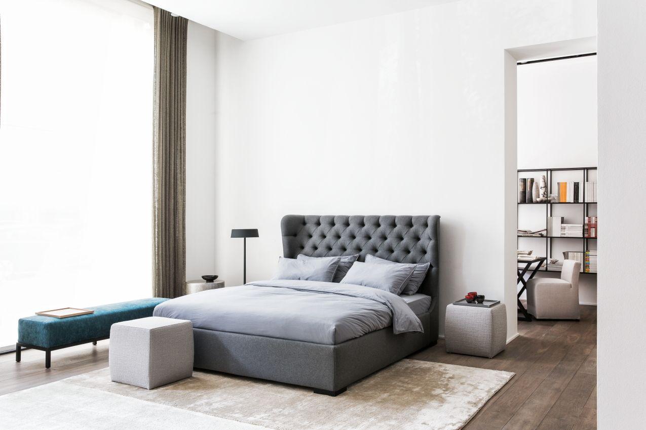 Meridiani bedroom decor