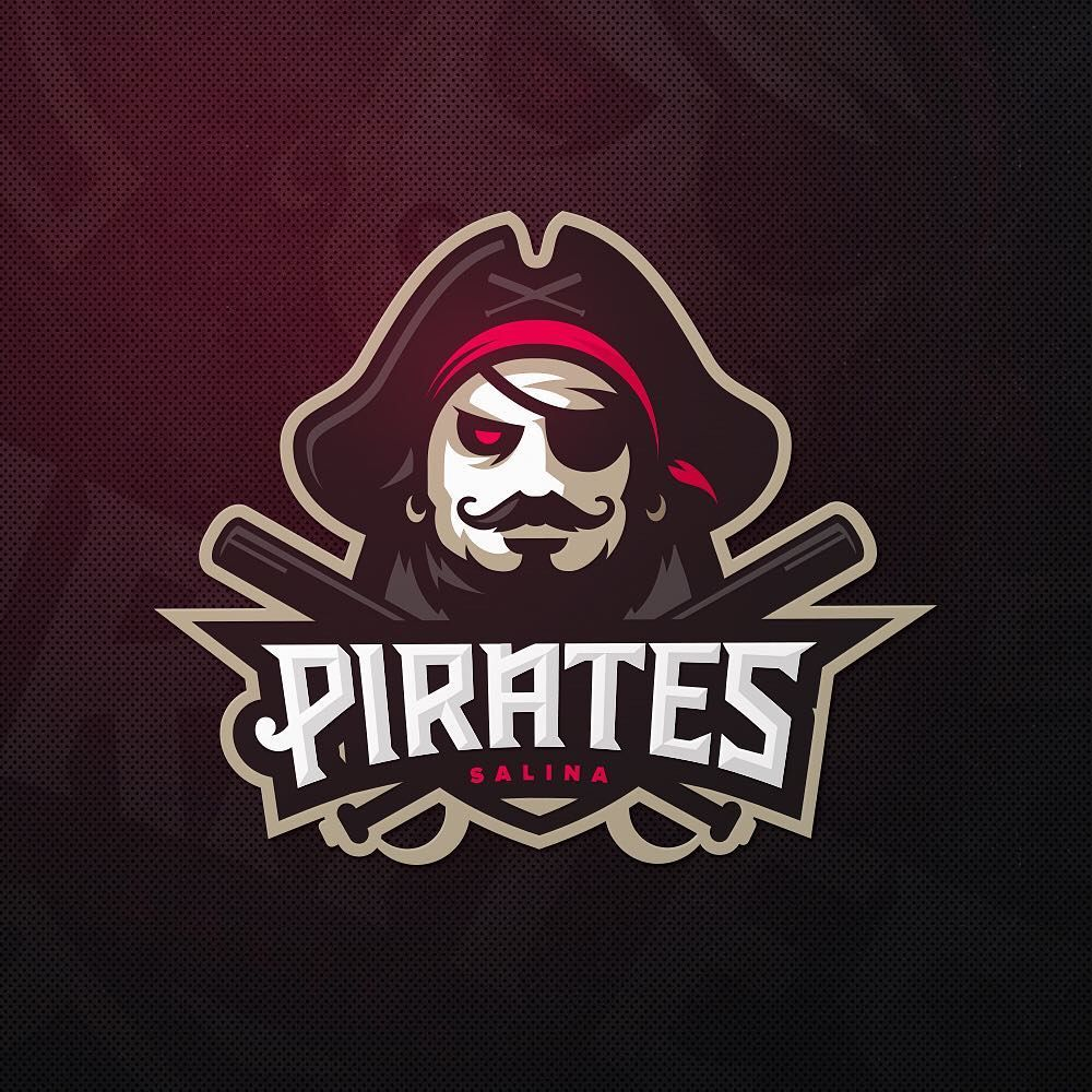 pirates esports logo Logo design, Identity design logo