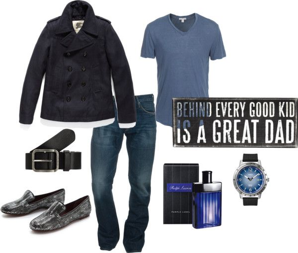 father's day style, created by mimieismannteneyck on Polyvore