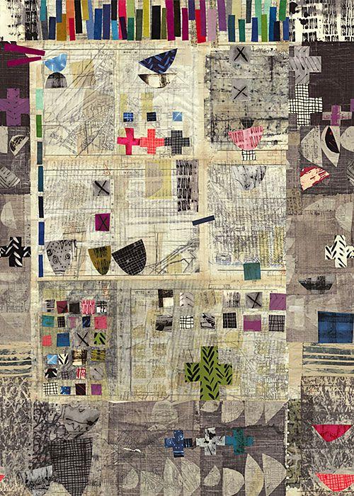 Treasure Hunt - Modern Collage - 30