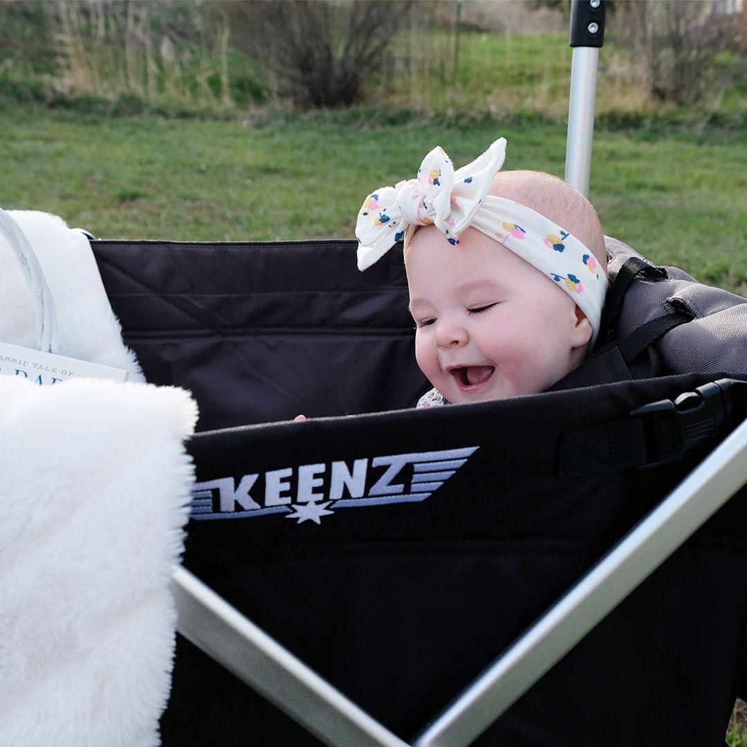 10++ Keenz 7s stroller wagon rain cover info